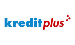 logo kreditplus - perusahaan client luminous