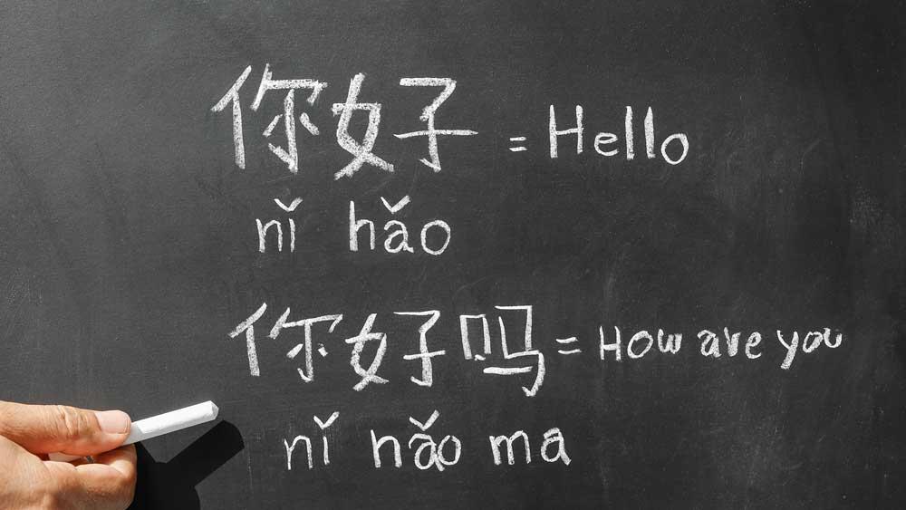 contoh belajar kosakata bahasa mandarin