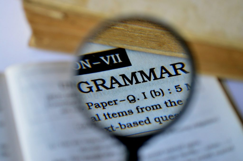 participle bahasa inggris
