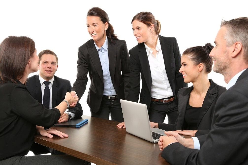 business meeting menggunakan bahasa inggris