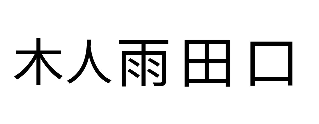 karakter mandarin